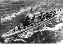 Click image to view larger USS Corry photo